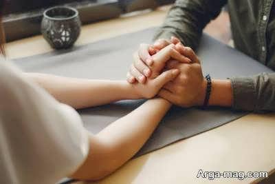 حفظ ارتباط عاشقانه و دوستانه با همسر و شریک زندگی خویش
