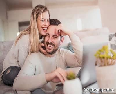 حفظ رابطه احساسی و دوستانه با همسر با شیرین کردن لحظه ها