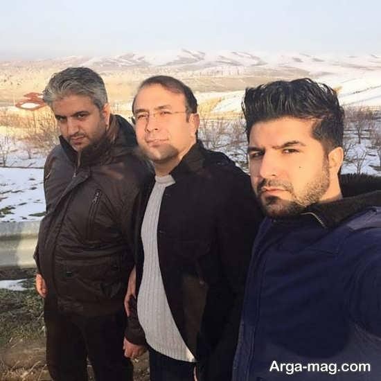 عکس های تماشایی مجید خراطها