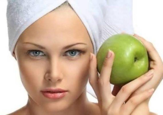 فواید استفاده از ماسک سیب