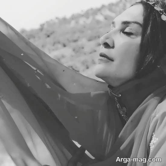 عکس آتلیه ای مینا نوروزی