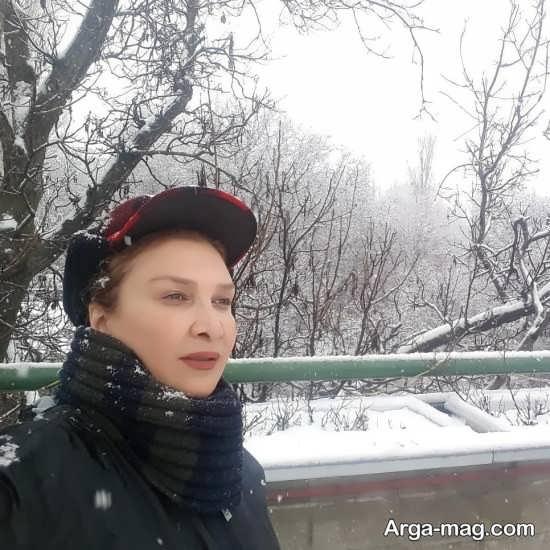 مینا نوروزی بازیگر سینما و تلویزیون ایرانی