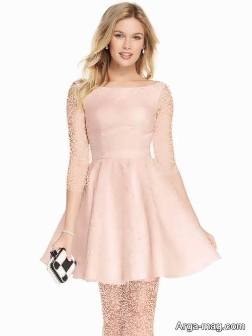 مدل لباس مجلسی ۲۰۲۰ رنگ روشن