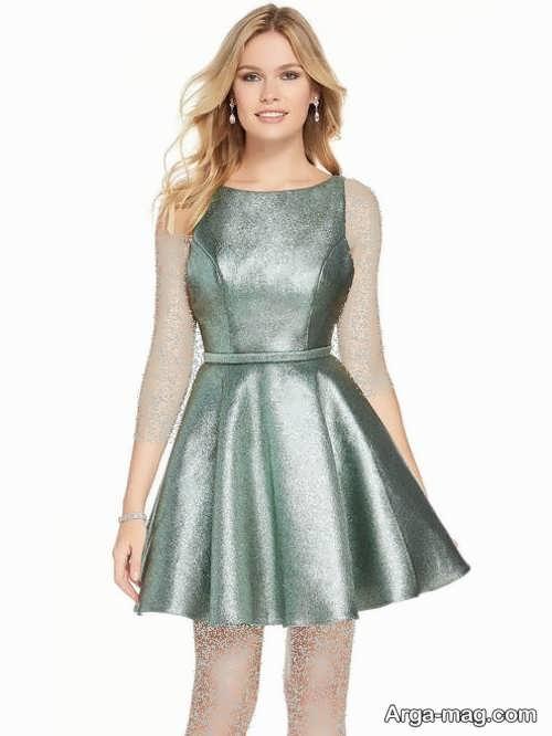 مدل لباس مجلسی ۲۰۲۰ کوتاه