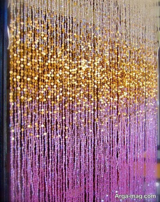 گالری لوکس و مدرن الگوهای پرده آویز جهت بهره گیری در منزل
