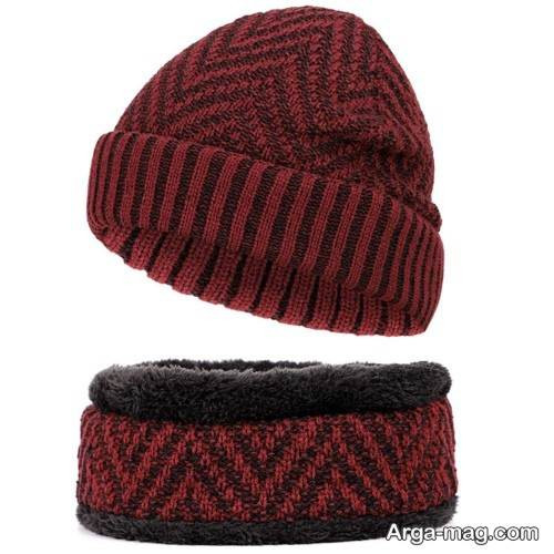 کلاه پسرانه بافتنی