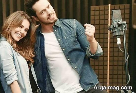 مورات بوز بازیگر و خواننده ترکیه