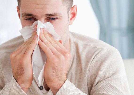 درمان آبریزش بینی با روش های خانگی و طبیعی