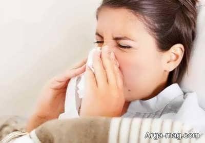 درمان خانگی گرفتگی بینی