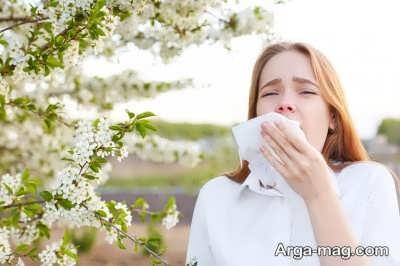 چگونگی کنترل آلرژی های فصلی