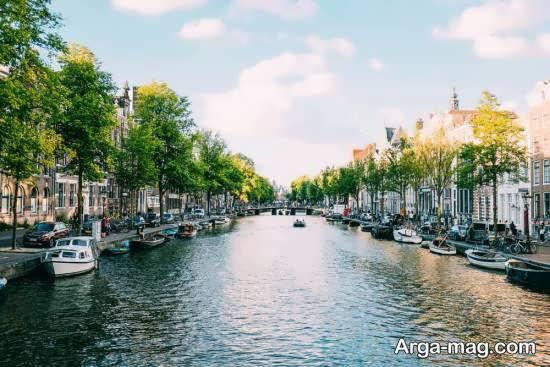 کشور هلند یکی از کشورهای اروپایی و از متحدان سابق ناتو
