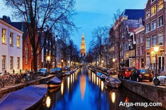 سرزمین هلند دارای فرهنگ و رسوم خاص و دوست داشتنی