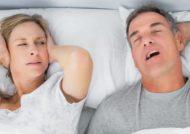 درمان خروپف شبانه با راه های خانگی و پزشکی