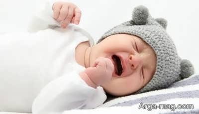ادرار نکردن نوزاد