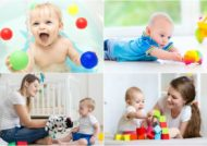 بازی با نوزاد