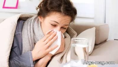 پیشگیری از پیشرفت سرماخوردگی