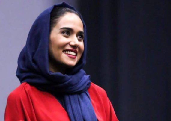 پریناز ایزدیار بازیگر جوان و زیبای سینما و تلویزیون