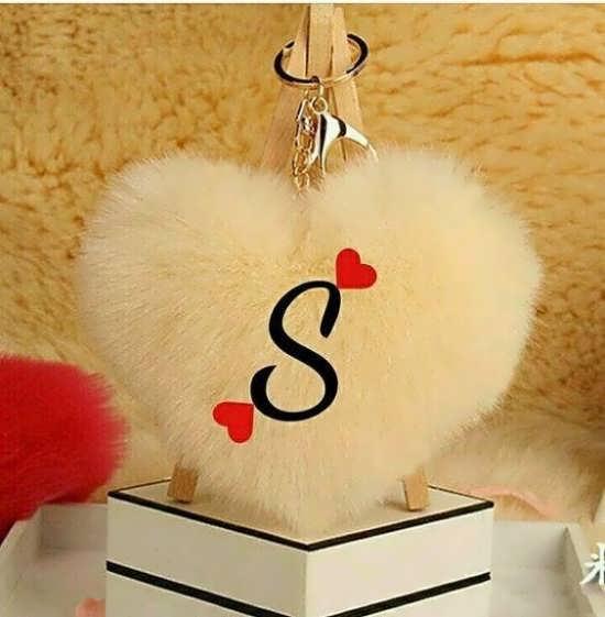 عکس حرف S عاشقانه برای پروفایل عکس نوشته حرف S انگلیسی