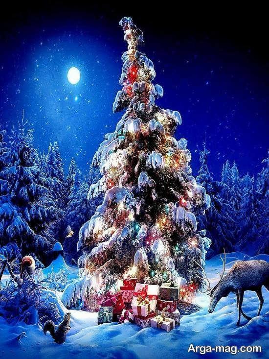 تصویر نوشته جالب و زیبابرای زمستان