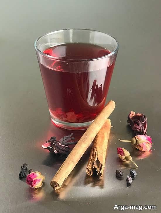 درمان سرما خورردگی با مصرف دمنوش گل محمدی