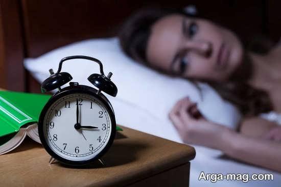 درمان بی خوابی با مصرف دمنوش گل محمدی