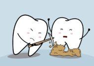 روش های رفع پلاک دندان