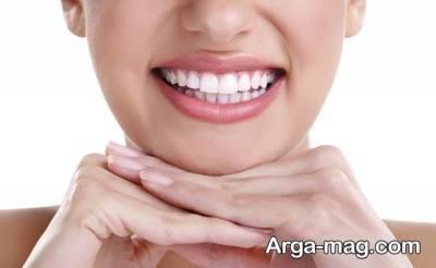 راه های طبیعی از بین بردن پلاک دندان