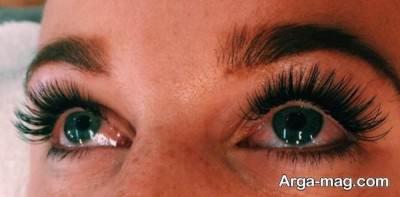 میکاپ چشمان حساس