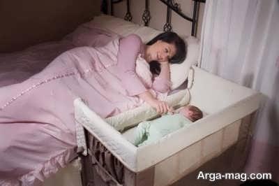 منظم کردن خواب نوزاد