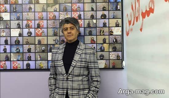 گالری شخصی و متفاوت شهرام پوراسد و بیوگرافی وی