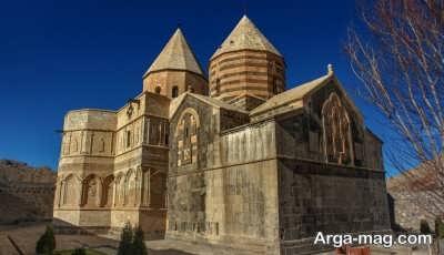 مکان های جالب در آذربایجان غربی