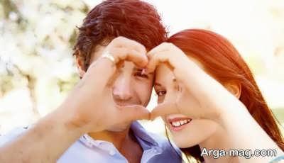 عاشق شدن چه علامتی دارد