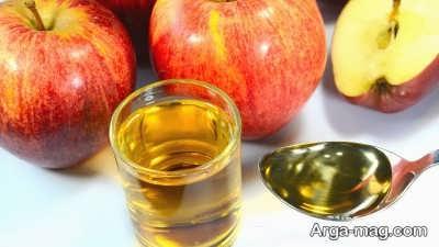 لاغری با سیب و عسل