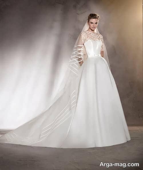لباس عروس اسپانیایی