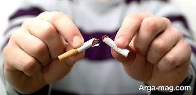 مقاومت در برابر میل به سیگار کشیدن