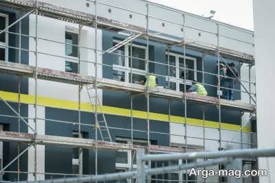 کاربرد عایق ها برای ساختن ساختمان ها