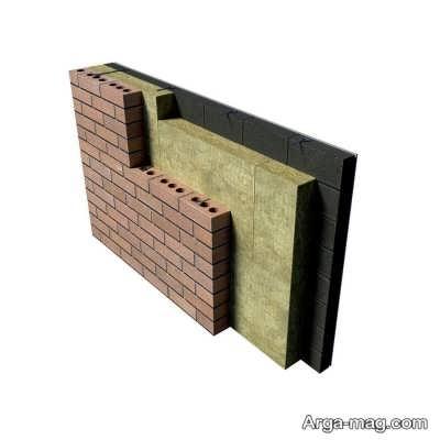 استفاده از عایق های حرارتی مناسب برای ساختمان سازی