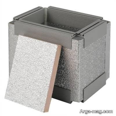 استفاده از عایق حرارتی پر دوام برای ساختمان سازی