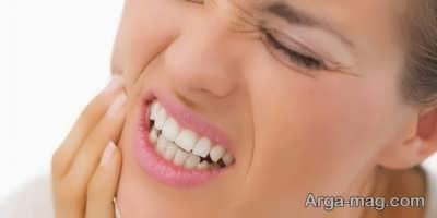 حساس شدن دندان به شیرینی