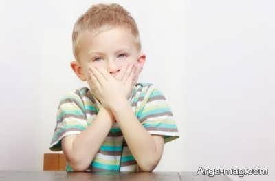 انواع درمان لکنت زبان کودکان