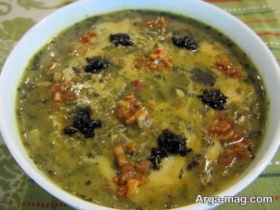 طرز تهیه شوربای شلغم بوشهری