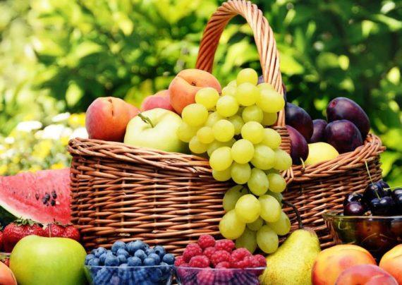 انواع میوه های مفید در دوران شیردهی