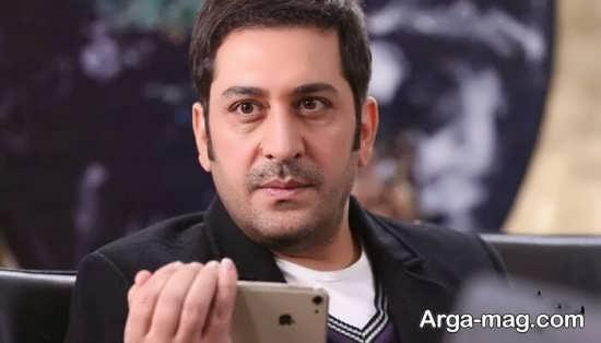 عکس جدید + بیوگرافی وحید شیخ زاده