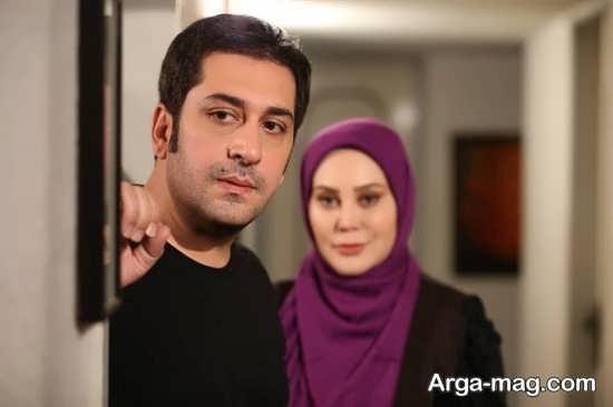 بیوگرافی وحید شیخ زاده و همسرش شیما صاحب جمعی