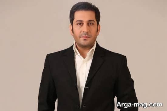عکس + بیوگرافی وحید شیخ زاده