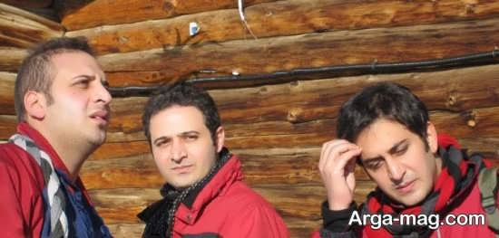 بیوگرافی وحید شیخ زاده و همراه با تصاویر