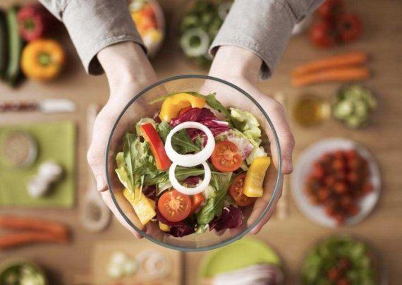 بیان فرق وگان با وجترین از لحاظ برنامه غذایی
