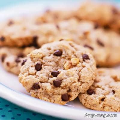 معجون افزایش وزن شیک و جو دوسر و شکلات