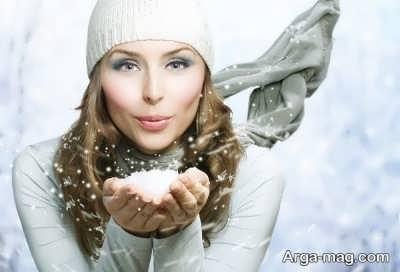 داشتن پوستی زیبا و درخشان در فصل زمستان