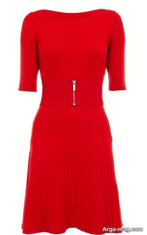 لباس قرمز مخصوص شب یلدا
